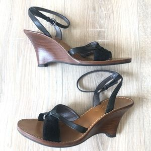 Cole Haan Wood Heels